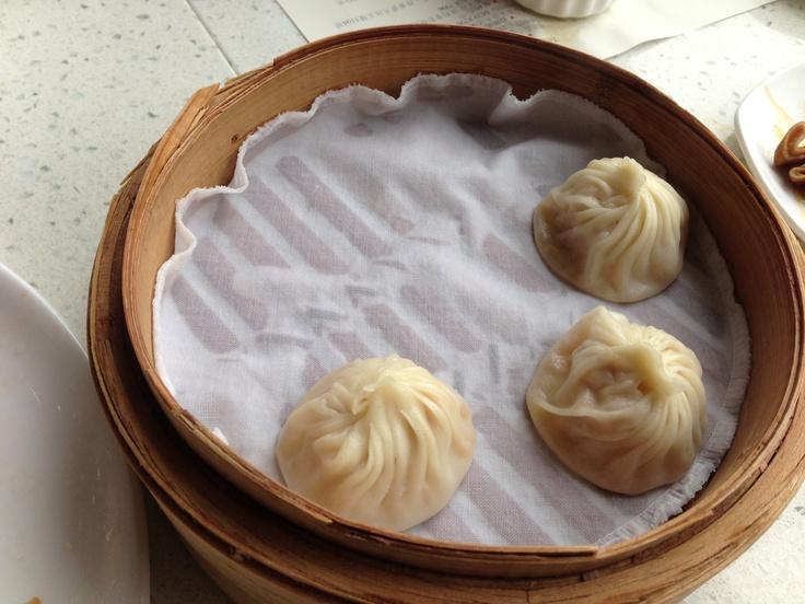 Shanghainese Meat Bun @ King's Dumplings
