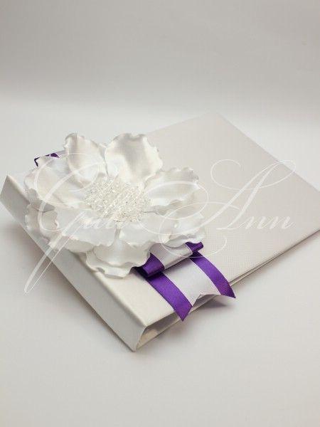 Книга пожеланий Gilliann Valencia AST021 #guestbook #wedding guestbook