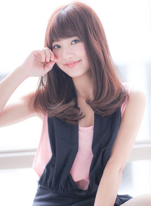 ☆大人カワイイ!ワンカールロング☆ 【au-be 柏店】 http://beautynavi.woman.excite.co.jp/salon/21518?pint ≪ #longhair #longstyle #longhairstyle #hairstyle ・ロング・ヘアスタイル・髪型・髪形≫