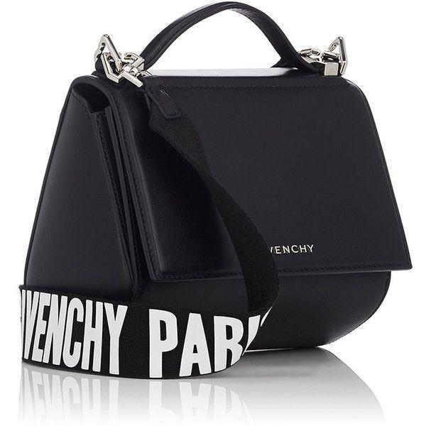 Givenchy Women's Pandora Box Mini Crossbody Bag ($1,850) ❤ liked on Polyvore featuring bags, handbags, shoulder bags, round purse, mini shoulder bag, mini purse, mini cross body purse and givenchy shoulder bag
