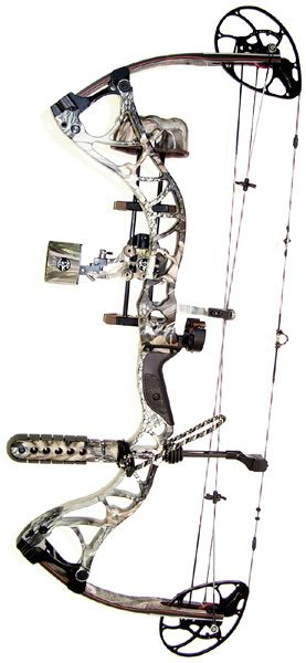 Bowtech Destroyer