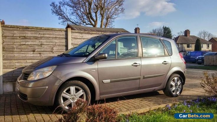 Renault Scenic 1.6 petrol 55 plate 2005 5 seater  #renault #scenic #forsale #unitedkingdom