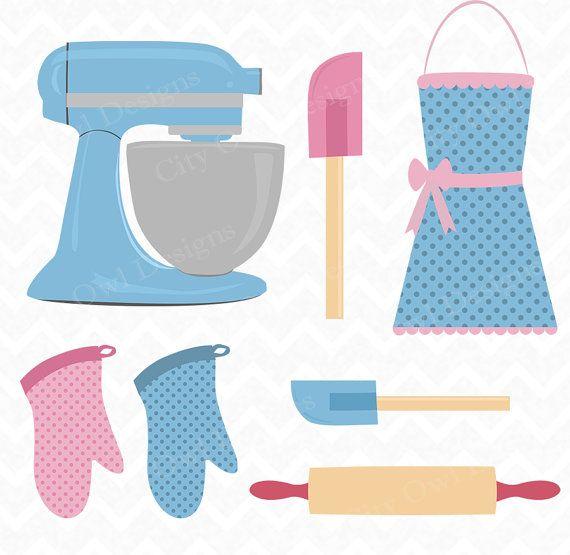 clipart kitchen items - photo #4