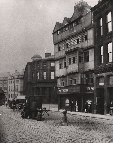 022466:Quayside Central Newcastle Upon Tyne 1897