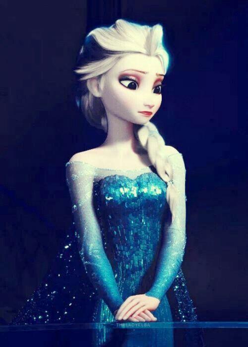 I love Elsa