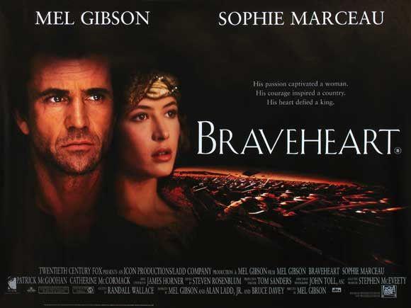 CAST: Mel Gibson, Sophie Marceau, Patrick McGoohan, Catherine McCormack, Brendan…