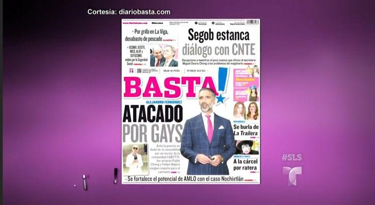 Alejandro Fernandez Ahora Es Atacado Por Gays. Al Parecer Todo Por Una Simple Foto