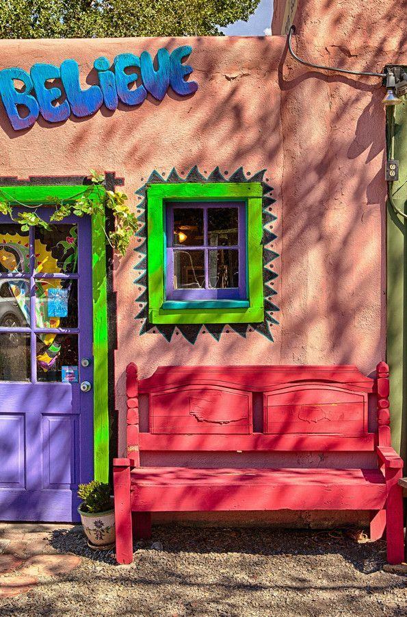 Believe | Madrid | New Mexico | Photo By Todd Hakala