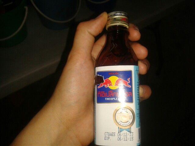 Red Bull en Phangan