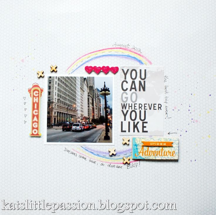#scrapbooking #chicago #layout http://katslittlepassion.blogspot.com/