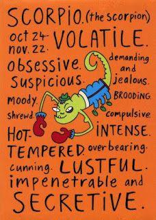 Horoscopes 2011: Scorpio Birthday Horoscope 2011