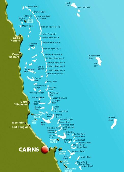 duiken in australie