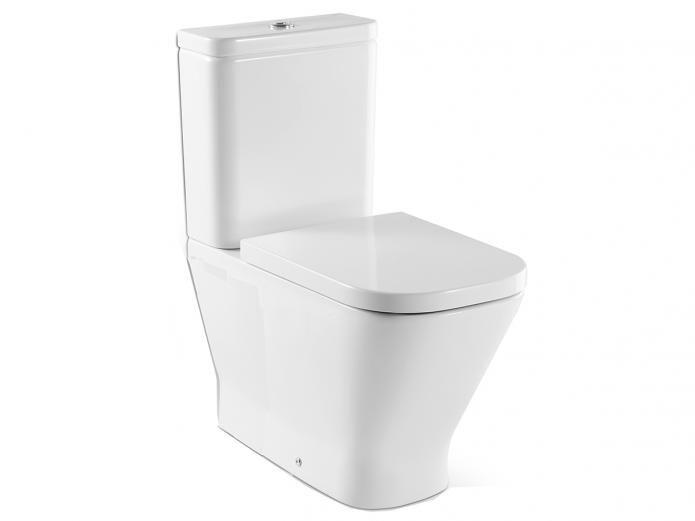 Roca The Gap BTW Close Coupled Toilet Suite   Reece   $651