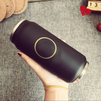 500ml New Fashion Style Thermo Mug Vacuum Cup Stainless Steel Thermos Insulated Mug Thermal Bottle Thermoses Vacuum Flask Cups