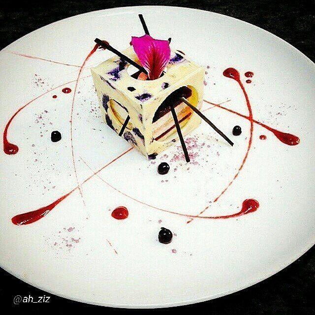 "foodartchefs: Revisit: By @ah_ziz ""Rose Berry Cheesecake Opera..."" #foodphotography #f52grams #food #foodporn #gourmet #instagramfood #chef #foodart #lovefood #artofplating #instafood #yummy #foodpic #photooftheday #instagourmet #dinner #foodvsco #dessert #delicious #taste #foodartchefs #eat #gastronomy #love #foodie #cook #cooking #foodgasm #culinaryart"