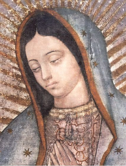 Guadalupe and Our Lady of Guadalupe...READ all about Our Lady of Guadalupe!