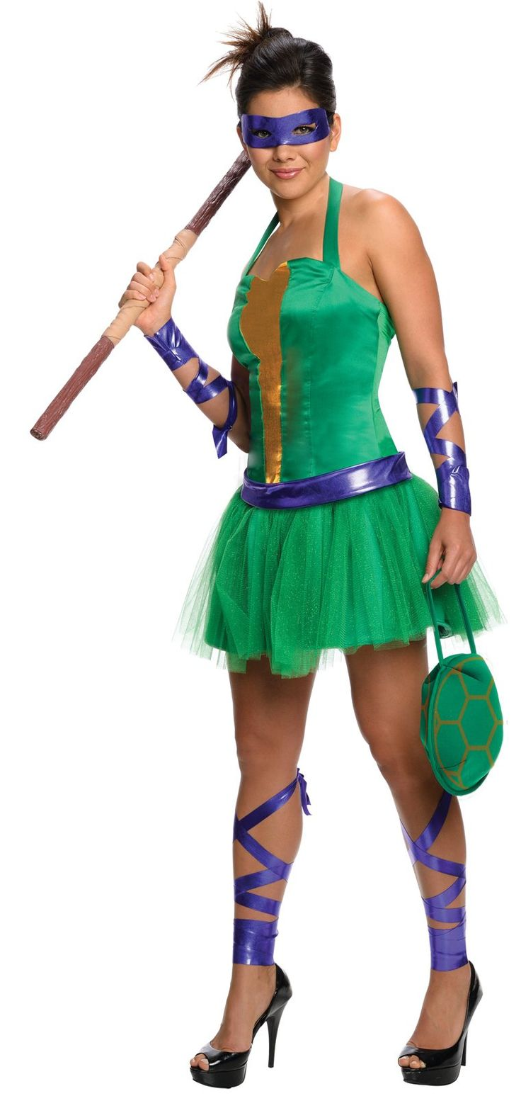 Teenage Mutant Ninja Turtles Donatello Adult Dress