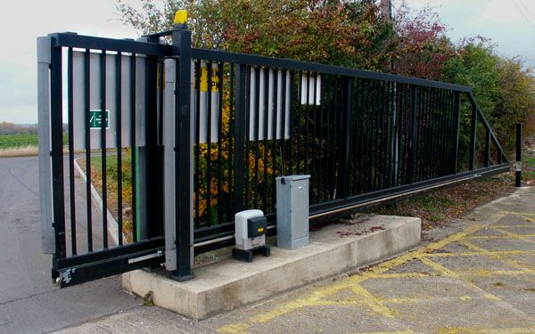 Intelegates Electric Gate Automated Gate Intallations And Repairs Sliding Gate Automatic Gate Automatic Sliding Gate