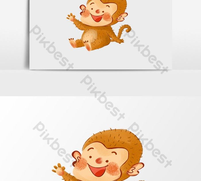 Monyet Animasi Tangan Lucu Ilustrasi Psd Percuma Muat Download 171 Monkey Free Clipart Public Domain Vectors Download Monyet Kartun Lucu Foto Lucu Gambar