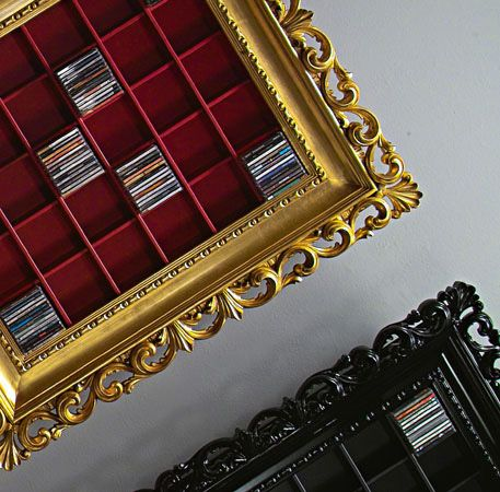 Modern Decorative Frames from Vismara - the new way to decorate your nest | Modern Mirrors