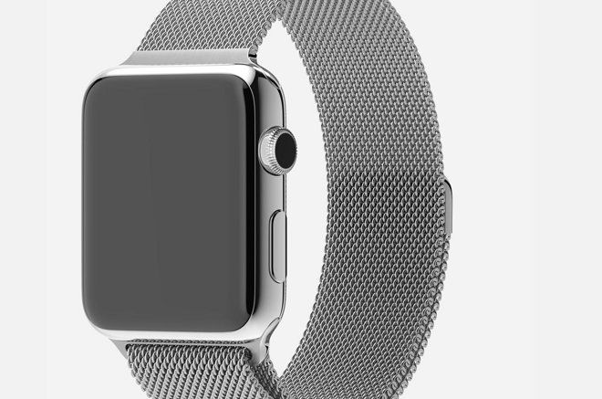 First look: Unboxing the stainless steel Apple Watch with milanese loop (video)