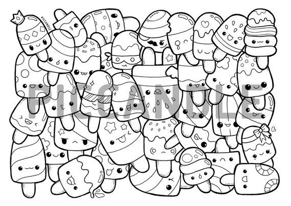 Pin By Mel Stampz On Print Me For Free Coloring Pages Ice Cream Coloring Pages Free Coloring Pages