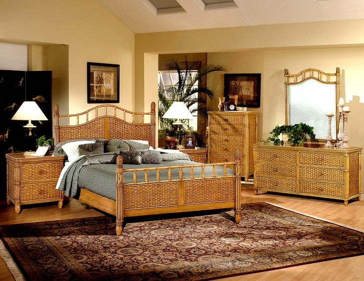Rattan Bedroom Furniture Sets - Luxury Modern Furniture Check more at http://www.magic009.com/rattan-bedroom-furniture-sets/