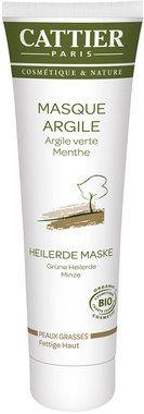 Grüne Heilerde-Maske für fettige & Mischhaut