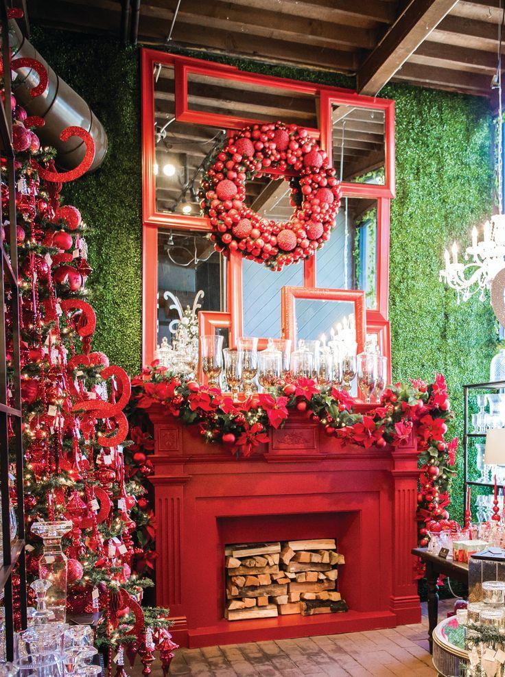 31 best Garden centre Christmas displays images on Pinterest ...