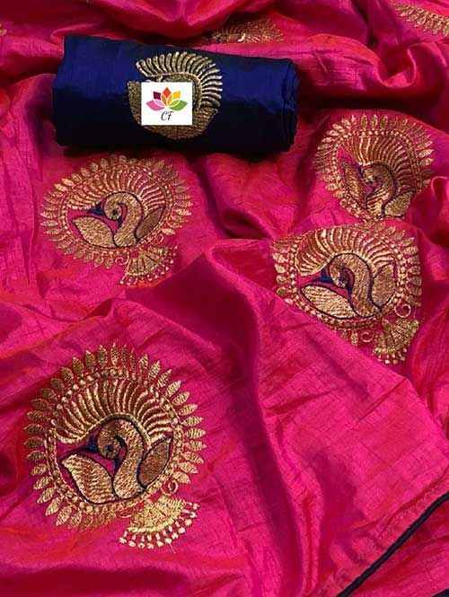 Clothing, Shoes & Accessories Other Women's Clothing Honesty New Traditional Bollywood Embroidery Fancy Ethinic Pakistani Indian Sana Saree