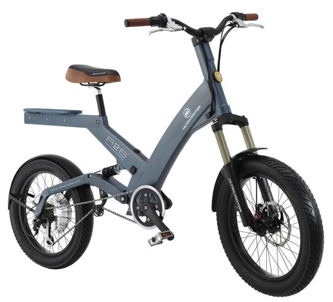 Go From A2B on an Electric Bike, Praying the Battery Doesn't Die | Autopia | Wired.com
