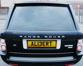 Personalised Number Plates allow an individual to choose their own form of personalisation for their vehicle.