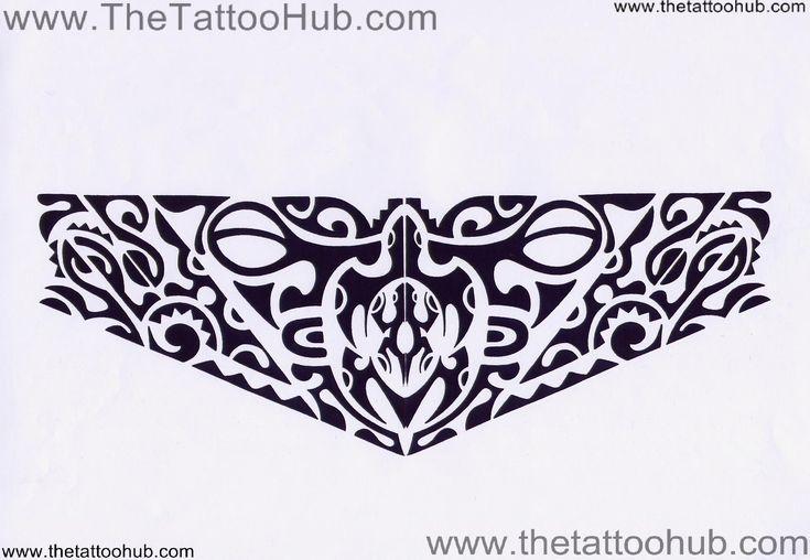 Polynesian Tribal Designs | Tattoo Hub: Tattoo`s by Type » Polynesian Tribal » polynesian-tribal