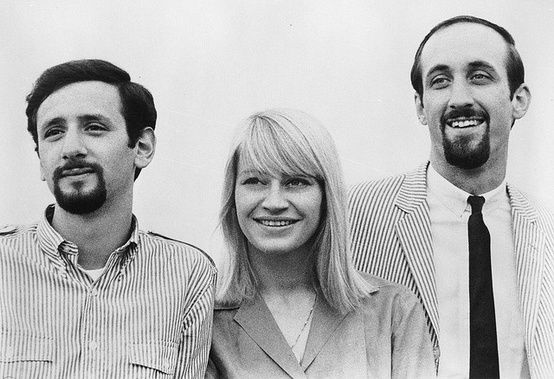 Peter Paul and Mary by elba