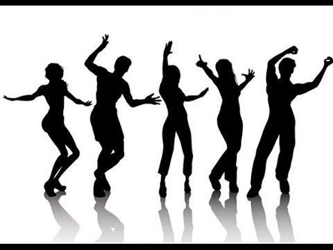 Танцы для похудения. Танцевальная аэробика - YouTube