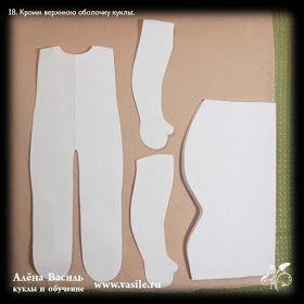 Corpo da boneca Waldorf   Criação de Alena Vasil  e para ela todos os créditos de tutorial e imagens     Encontrei AQUI     Moldes     ...