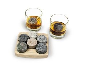 Sea Stones On The Rocks, Granite Chillers with 2 Free 10-Ounce Tumblers Great to chill the temperature of your drink without diluting it.  http://awsomegadgetsandtoysforgirlsandboys.com/valentine-gifts-men/ Valentine Gifts For Men: Sea Stones On The Rocks, Granite Chillers with 2 Free 10-Ounce Tumblers