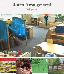 This board on the Smart Beginnings Pinterest page is full of examples of high quality early childhood classrooms.  It also includes tips for enhancing learning environments in preschools and family childcare homes.
