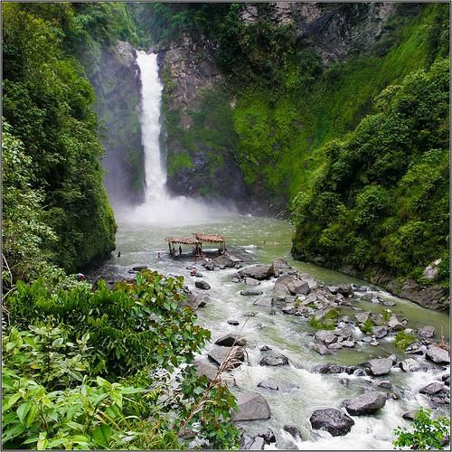 Tapiya Falls, Batad, Philippines: Places To Visit, Philippines Tapiya Fall 8, Beautiful Places, Philippines Tapiya Falls 8, Tapiya Falls8, Philippines Places,  Vale, Water Fall, Awesome Places