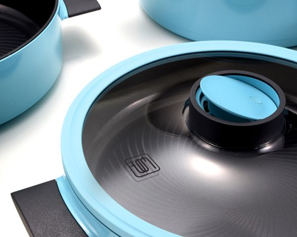 All-in-one Cookware by Vacimi