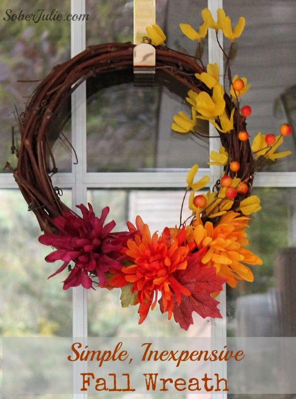 40 Best Images About Fall Decorating Ideas On Pinterest