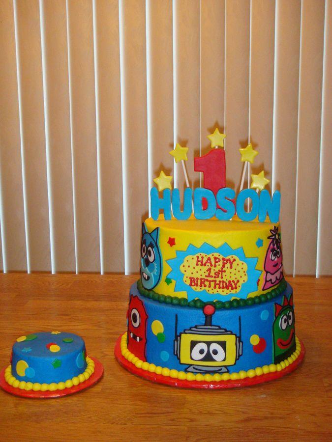 Yo Birthday Cake