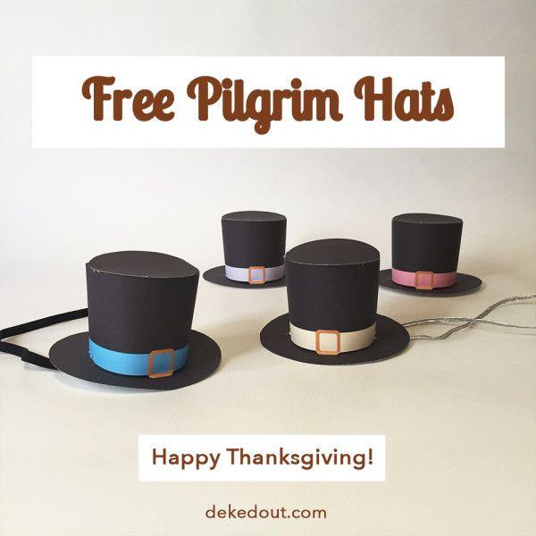 Pilgrim Hats - DEKedout