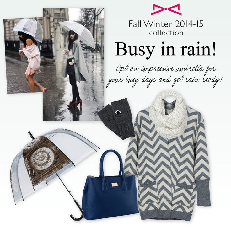 Getting stylish when we are busy in rain! Shop now at: www.achilleasaccessories.gr  #achilleas_accessories