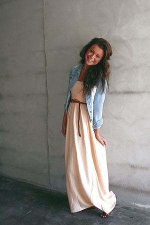 i dont wear dresses to school but maybe for my birthday its casual and comfy looking