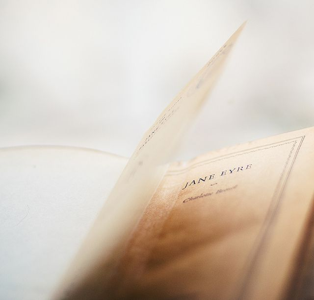 lesvagues-x:    Jane Eyre by *December Sun on Flickr.