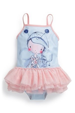 Buy Girl Tutu Swimsuit (3mths-6yrs) from the Next UK online shop
