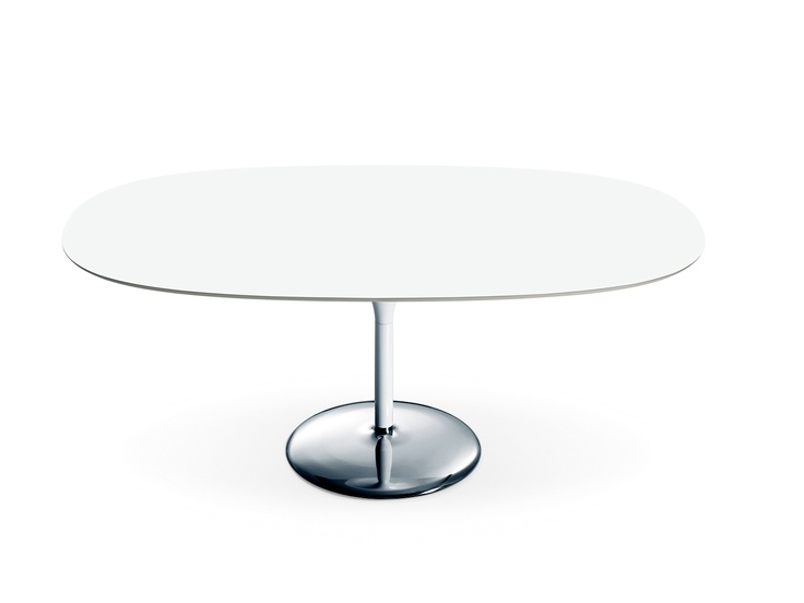 Duna table by Arper, design Lievore Altherr Molina