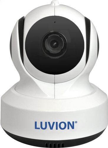 Ligt je tweeling niet in dezelfde kamer, sluit dan deze extra camera aan op de Essential beeldbabyfoon van Livion. Zo zie je of beide baby's zachtjes slapen.