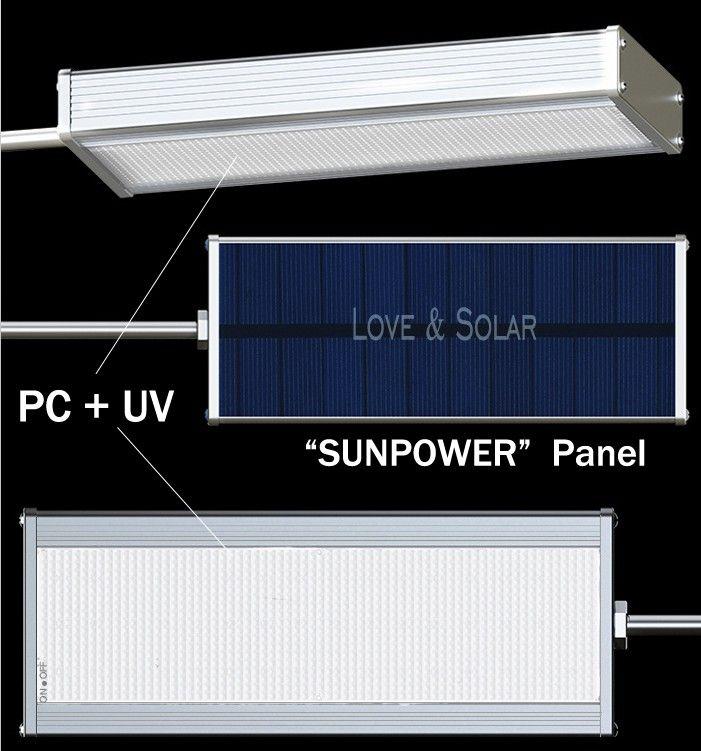 Aluminum solar wall light radar sensor LOVE & SOLAR CO., LIMITED